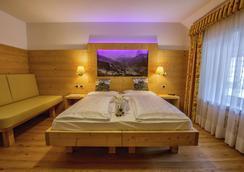 Hotel Garni Snaltnerhof - Ortisei - Phòng ngủ