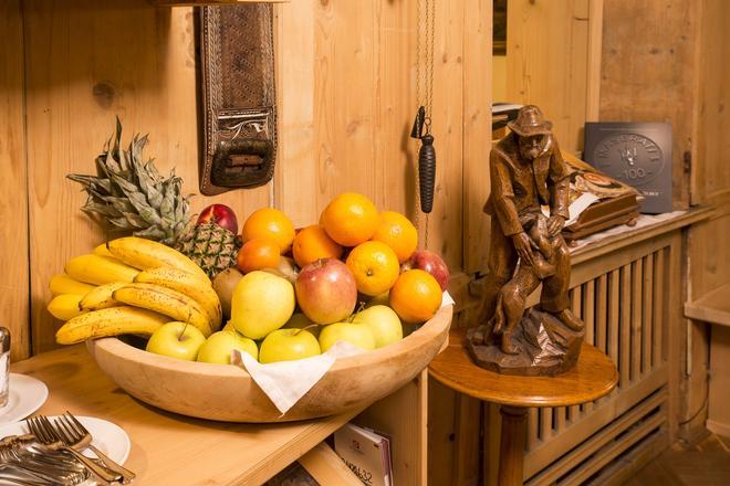Hotel Garni Snaltnerhof - Ortisei - Thức ăn