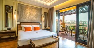 Pandanus Resort - פאן טיאט - חדר שינה