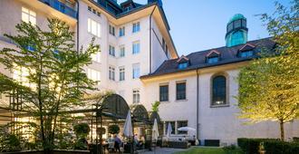 Glockenhof Zürich - Zúrich - Edificio