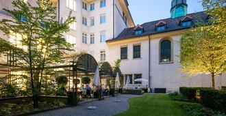 蘇黎世格洛肯霍夫酒店 - 蘇黎世 - 蘇黎世 - 建築