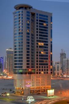 Aryana Hotel - Sharja - Edificio