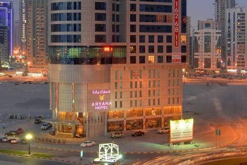 Aryana Hotel - Šarja - Rakennus