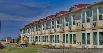 Western Budget Motel #2 Grande Prairie - Grande Prairie - Building