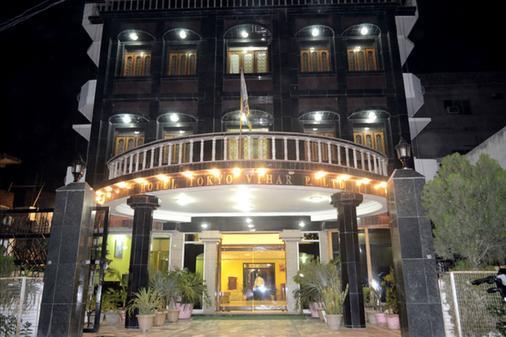 Hotel Tokyo Vihar - Bodh Gaya - Toà nhà