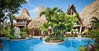 Ramon's Village Resort - San Pedro Town - Bể bơi