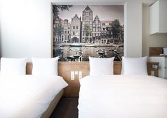 阿姆斯特丹城市酒店 - 阿姆斯特丹 - 阿姆斯特丹 - 臥室