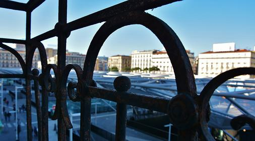 Hotel Ideal - Naples - Balcony