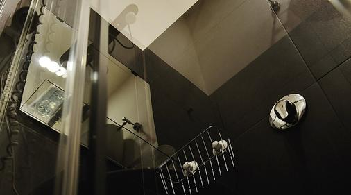 Hotel Ideal - Naples - Bathroom
