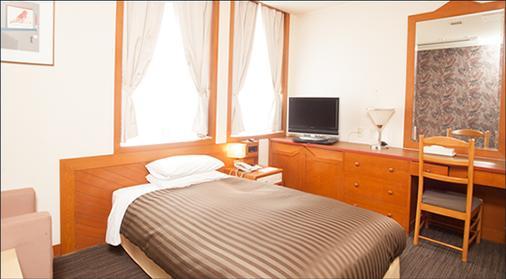 Hotel Clio Court Hakata - Fukuoka - Bedroom