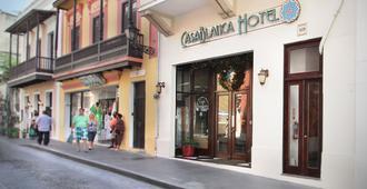 卡薩布蘭加酒店 - 聖胡安 - 聖胡安 - 建築