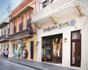 CasaBlanca Hotel - San Juan - Edificio