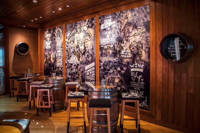 里爾酒店 - 里斯本 - 里斯本 - 酒吧