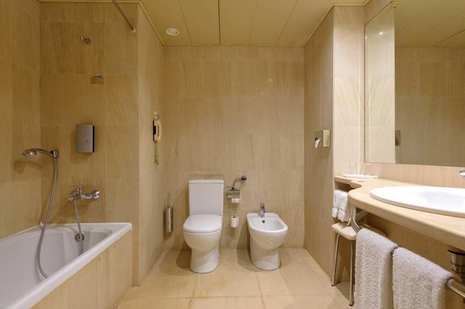 Hotel Real Parque - Lisboa - Casa de banho