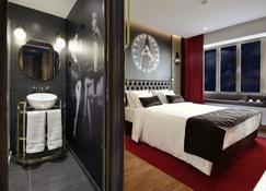 Maxime Hotel - Lizbon - Yatak Odası