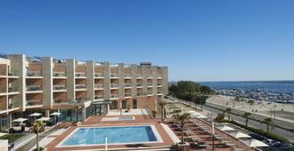 Real Marina Hotel & Spa - Olhão - Gebäude