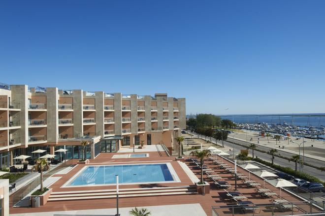 Real Marina Hotel & Spa - Olhão - Building