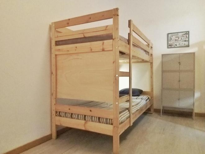 City Hostel Lisbon - Lisbon - Bedroom