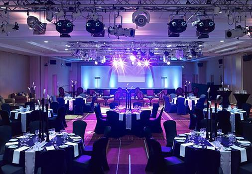 Grand Hotel Gosforth Park - Newcastle upon Tyne - Banquet hall
