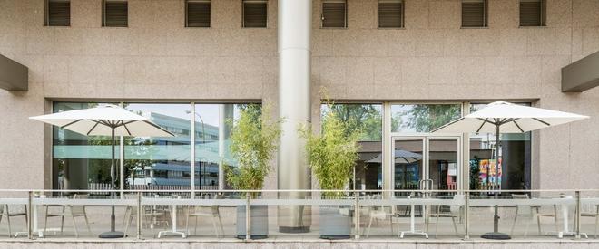 北阿爾卡拉依路尼恩酒店 - 馬德里 - 馬德里 - 陽台