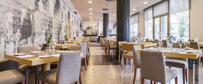 Ilunion Alcala Norte - Madrid - Restaurante