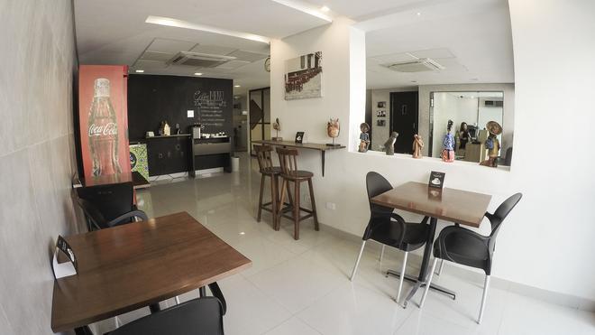 Dublê Hotel - Recife - Vastaanotto