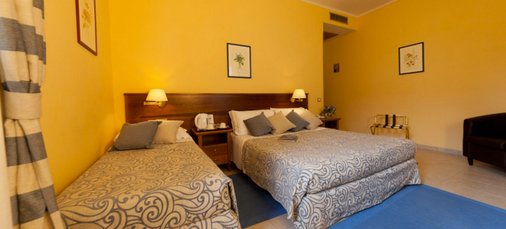 Casa Caburlotto Roma - Rome - Phòng ngủ