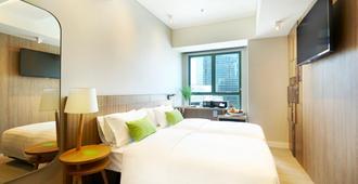 Hotel Ease Access Wan Chai - Hong Kong - Bedroom