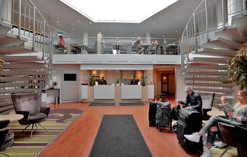 Good Morning Hotel Arlanda - Arlanda - Σαλόνι ξενοδοχείου