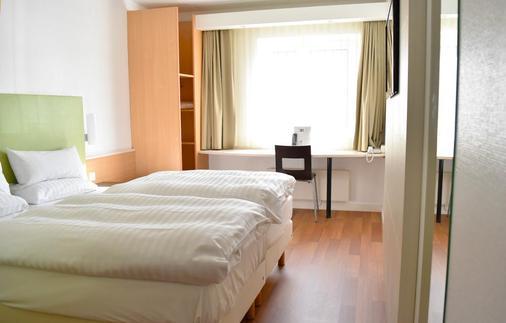 Good Morning Hotel Arlanda - Arlanda - Κρεβατοκάμαρα