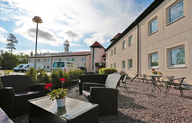 Good Morning Hotel Arlanda - Arlanda - Patio