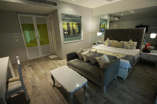 翡翠酒店 - 昌迪加爾 - 昌迪加爾 - 臥室