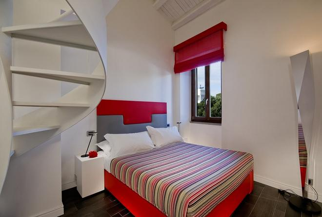 Hotel De Rome - Rome - Phòng ngủ