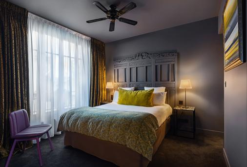 Hotel Villa Nicolo - Paris - Bedroom