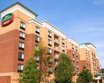 Courtyard by Marriott Boston Woburn/Boston North - Woburn - Building