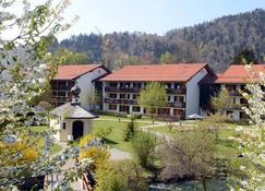 Spa & Resort Bachmair Weissach - Rottach Egern - Edificio