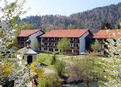 Spa & Resort Bachmair Weissach - Rottach Egern - Building