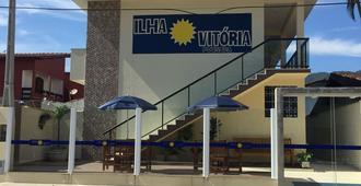 Pousada Ilha Vitoria - Ubatuba - Building
