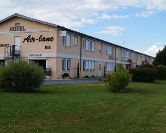 Hôtel Air-Lane - Saint-Léger-sous-Brienne - Building