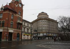 Bubble Hostel - Krakow - Outdoors view