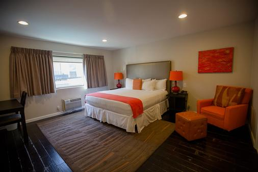 Shelter Hotel Los Angeles - Los Angeles - Phòng ngủ
