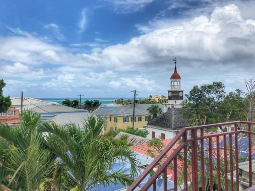 Company House Hotel - Christiansted - Μπαλκόνι