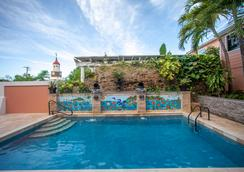 Company House Hotel - Christiansted - Uima-allas