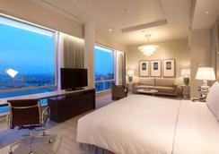JW Marriott Hotel Surabaya - Surabaya - Makuuhuone