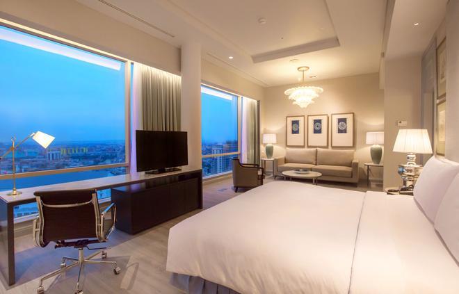 JW Marriott Hotel Surabaya - Surabaya - Schlafzimmer