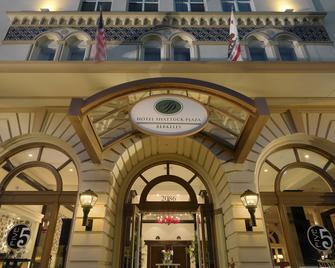 Hotel Shattuck Plaza - Berkeley - Edificio