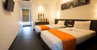 Swiss-Belinn Medan - Medan - Phòng ngủ