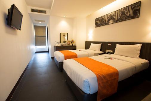 Swiss-Belinn Medan - Medan - Bedroom