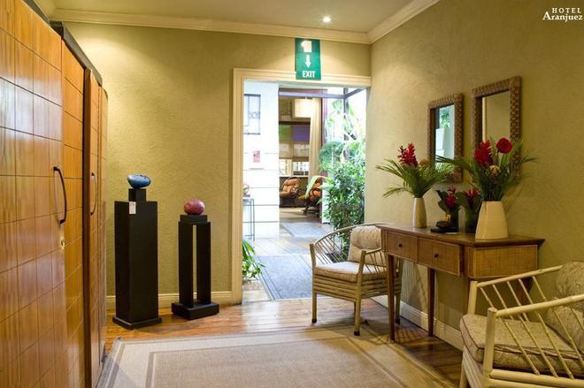 Hotel Aranjuez - San Jose - Rakennus