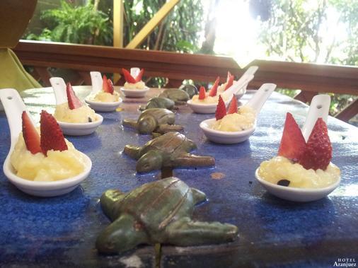 Hotel Aranjuez - San José - Food